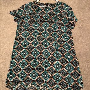 Size Large Limited tunic- silky feel
